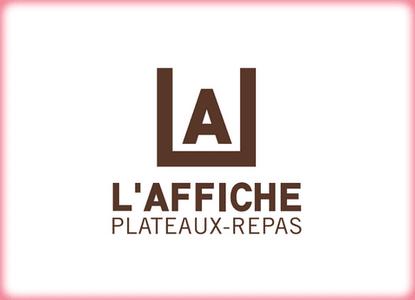 Logo L'AFFICHE